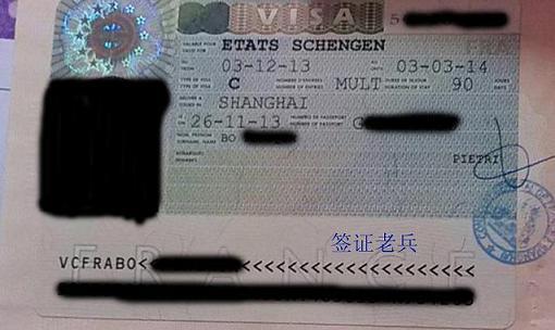 两次拒签史,签证老兵帮BO小姐一日获得法国探亲签证